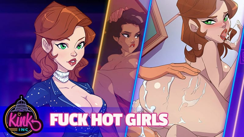 Kink Inc dating sim android hentai game