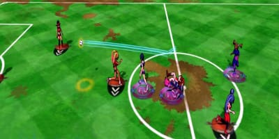 Lewd League Soccer