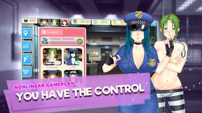 casting agent dating sim android hentai game