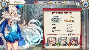 Sacred Sword Princesses - Anime Hentai game